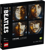 Конструктор LEGO Art The Beatles (31198)