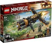 Конструктор LEGO Ninjago Скорострельный истребитель Коула (71736) - купить онлайн