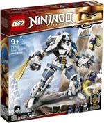 Конструктор LEGO Ninjago Битва с роботом Зейна (71738) - купить онлайн