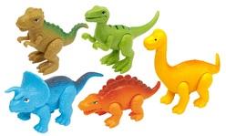 Ігровий набір Kiddieland Динозаврики (060749) - купити онлайн