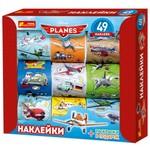 Набір наліпок у коробці. Ranok-Creative. Літачки (14153050Р) - купити онлайн