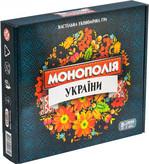 Настільна гра Strateg Монополія України - купити онлайн