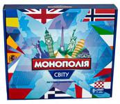 Настольная игра Strateg Монополия мира - купить онлайн