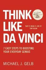 Think Like Da Vinci - купить и читать книгу