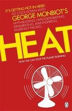 Heat. How We Can Stop the Planet Burning - купити і читати книгу