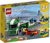 Конструктор LEGO Creator Транспортировщик гоночных автомобилей (31113) - купить онлайн