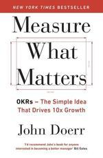 Measure What Matters - купити і читати книгу