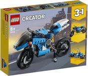 Конструктор LEGO Creator Супербайк (31114) - купить онлайн