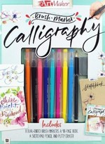 Art Maker. Brush-Marker Calligraphy - купити і читати книгу