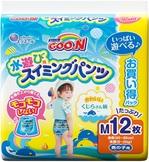 Подгузники-трусики для плавания Goo.N для мальчиков, 6-12 кг, 12 шт. (853663) - купить онлайн
