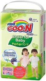 Подгузники-трусики Goo.N Cheerful Baby для детей, 8-14 кг, 48 шт. (843285) - купить онлайн