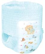 """Купить """"Підгузки-трусики Goo.N Cheerful Baby для дітей, 6-11 кг, 54 шт. (843284)"""""""