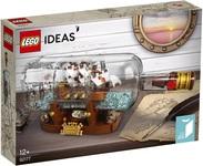 Конструктор LEGO Ideas Корабль в бутылке (92177) - купить онлайн
