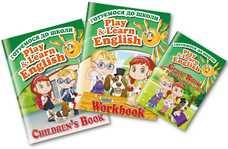 Play&Learn English (комплект) - купить и читать книгу