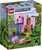 Конструктор LEGO Minecraft Дом-свинья (21170) - купить онлайн