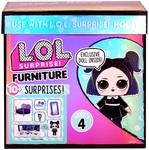 Ігровий набір з лялькою L.O.L. Surprise Furniture Леді-Сутінки (572640) - купити онлайн