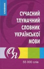 Словники від А до Я. Сучасний тлумачний словник української мови. 55 000 слів - купить и читать книгу