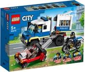 Конструктор LEGO City Поліцейська машина для перевезення в'язнів (60276) - купити онлайн