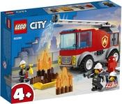 Конструктор LEGO City Пожарная машина с лестницей (60280) - купить онлайн