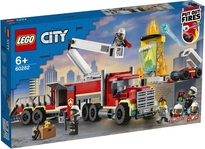 Конструктор LEGO City Команда пожарных (60282) - купить онлайн