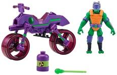 Бойовий транспорт TMNT Еволюція Черепашок-ніндзя Мотоцикл і ексклюзивна фігурка Донателло (82489) - купити онлайн