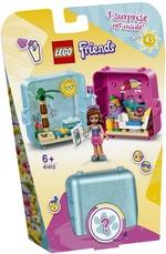 Конструктор LEGO Friends Ігровий куб: літо з Олівією (41412) - купити онлайн
