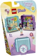 Конструктор LEGO Friends Ігровий куб: літо з Еммою (41414) - купити онлайн