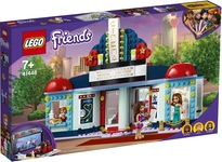 Конструктор LEGO Friends Кинотеатр Хартлейк-Сити (41448) - купить онлайн