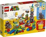 Конструктор LEGO Super Mario Твои уровни! Твои Приключения! (71380) - купить онлайн