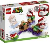 Конструктор LEGO Super Mario Загадочное испытание растения-пираньи. Дополнительный набор (71382) - купить онлайн