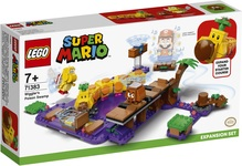 Конструктор LEGO Super Mario Ядовитое болото егозы. Дополнительный набор (71383) - купить онлайн