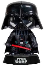 Игровая фигурка Funko Pop! Звездные войны Дарт Вейдер со световым мечом (2300) - купить онлайн