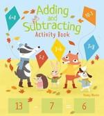 Adding and Subtracting Activity Book - купить и читать книгу