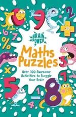 Brain Power Maths Puzzles - купить и читать книгу