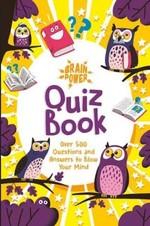 Brain Power Quiz Book - купить и читать книгу