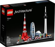 Конструктор LEGO Architecture Токіо (21051) - купити онлайн