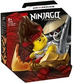 Конструктор LEGO Ninjago Легендарные битвы: Кай против Скелета (71730) - купить онлайн