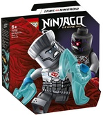Конструктор LEGO Ninjago Легендарные битвы: Зейн против Ниндроида (71731) - купить онлайн
