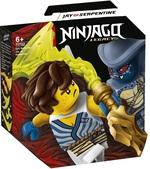 Конструктор LEGO Ninjago Легендарные битвы: Джей против воина-Серпентина (71732) - купить онлайн