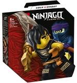Конструктор LEGO Ninjago Легендарные битвы: Коул против Призрачного Воина (71733) - купить онлайн