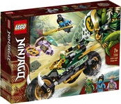 Конструктор LEGO Ninjago Мотоцикл Ллойда для джунглей (71745) - купить онлайн