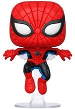 Игровая фигурка Funko Pop! Marvel: 80-е - Человек-Паук (46952) - купить онлайн