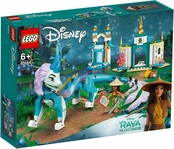 Конструктор LEGO Disney Princess Рая і дракон Сісу (43184) - купити онлайн