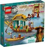 Конструктор LEGO Disney Princess Лодка Буна (43185) - купить онлайн