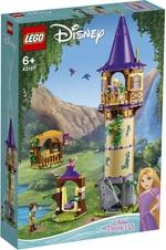 Конструктор LEGO Disney Princess Башня Рапунцель (43187) - купить онлайн