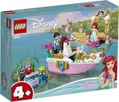 Конструктор LEGO Disney Princess Святковий човен Аріель (43191) - купити онлайн