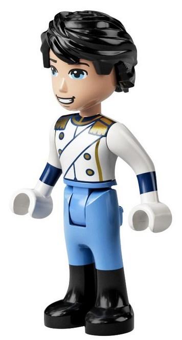 """Купить """"Конструктор LEGO Disney Princess Святковий човен Аріель (43191)"""""""