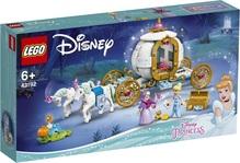 Конструктор LEGO Disney Princess Королівська карета Попелюшки (43192) - купити онлайн