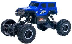 Машинка на радіоуправлінні Sulong Toys Off-Road Crawler Wild Country, 1:20, синій (SL-106AB) - купити онлайн