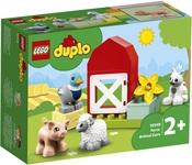Конструктор LEGO DUPLO Уход за животными на ферме (10949) - купить онлайн